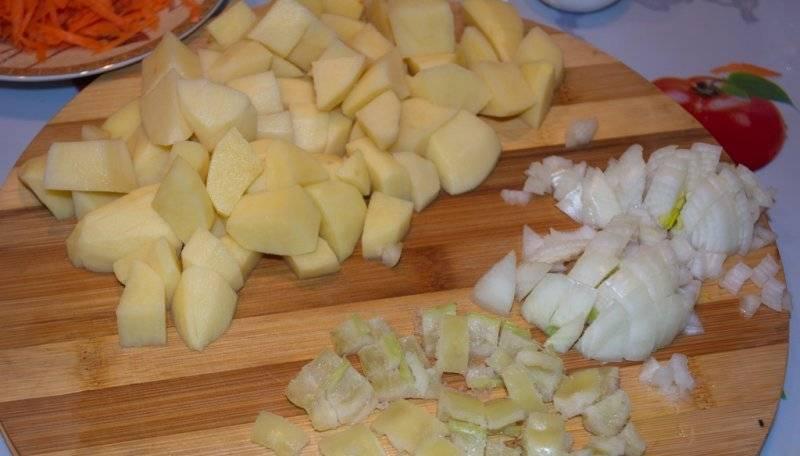 Суп с сырными клецками - пошаговый рецепт с фото на
