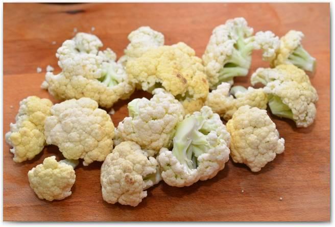 Цветная капуста на сковороде - пошаговый рецепт с фото на