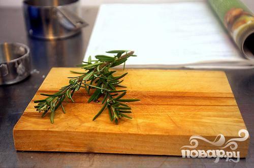 Лепешки с розмарином - пошаговый рецепт с фото на