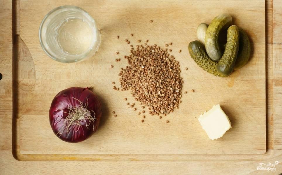 Березовая каша - пошаговый рецепт с фото на
