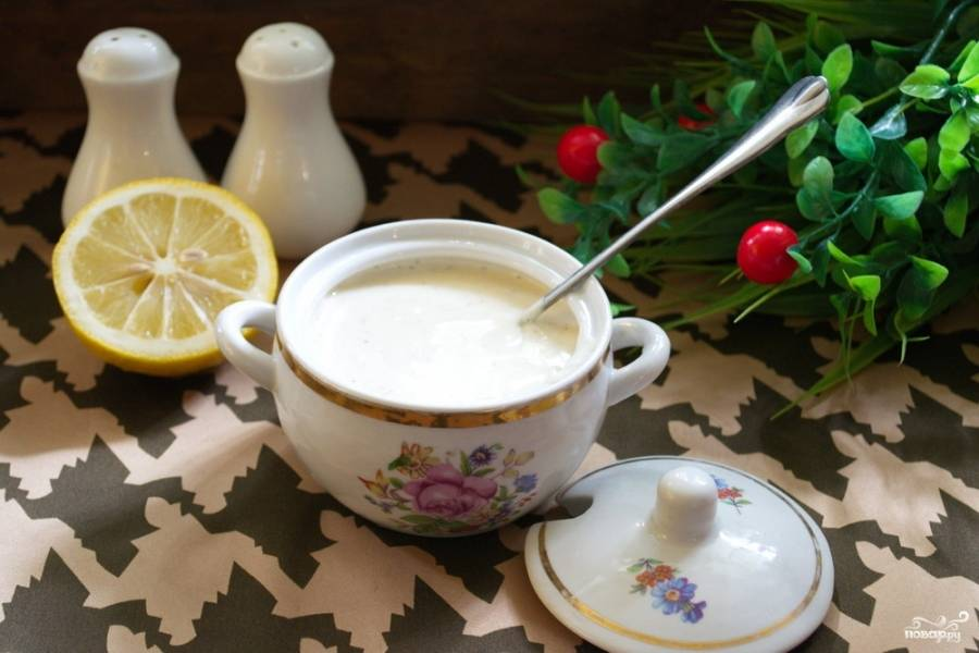 Майонез - Провансаль - пошаговый рецепт
