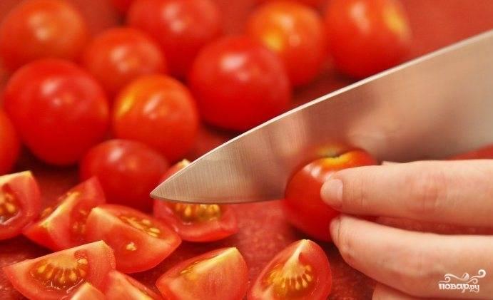 Салат из авокадо с помидорами и сыром - пошаговый рецепт с фото на