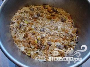Печенье с орехами - пошаговый рецепт