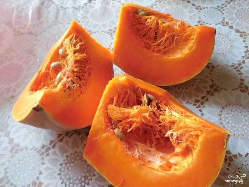 Варенье из тыквы для похудения - пошаговый рецепт