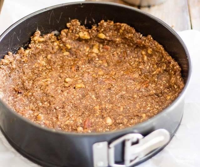 Грушевый чизкейк - пошаговый рецепт с фото на