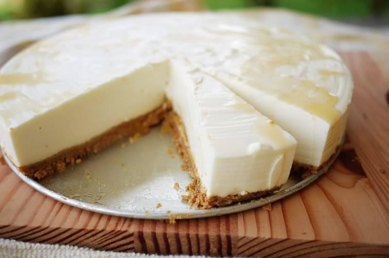 Сметанный торт без выпечки - пошаговый рецепт с фото на