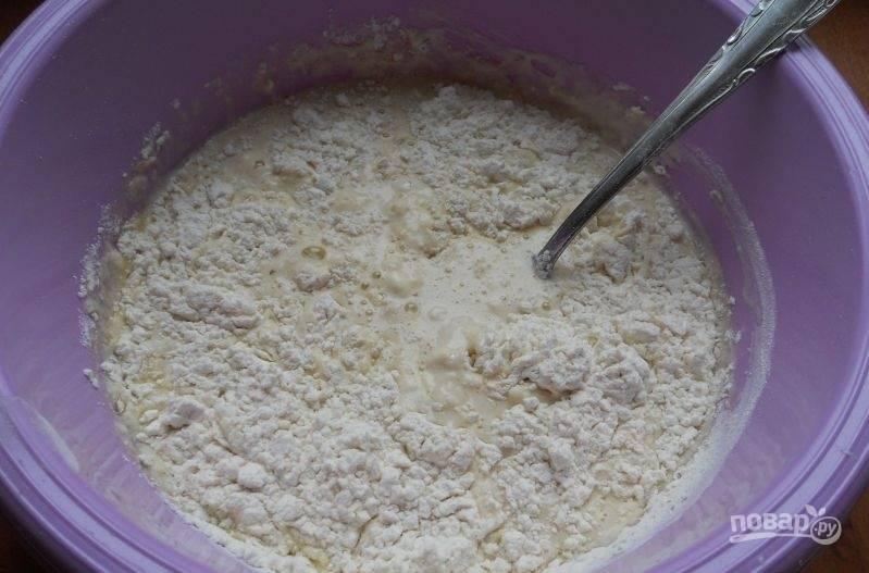 Дрожжевое тесто для пончиков - пошаговый рецепт