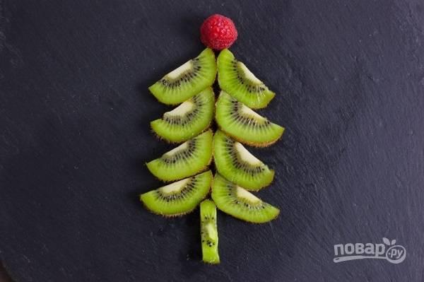 Закуски - Елочки - пошаговый рецепт с фото на