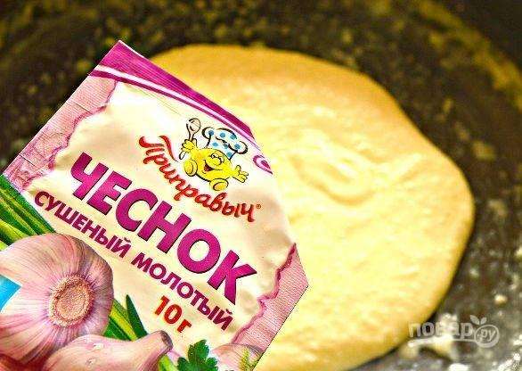 Сметанно-сырный соус - пошаговый рецепт