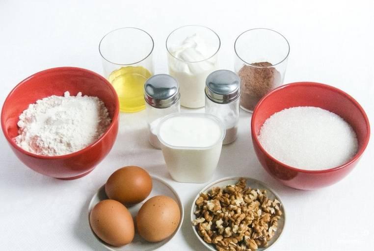 Ореховый торт в мультиварке - пошаговый рецепт