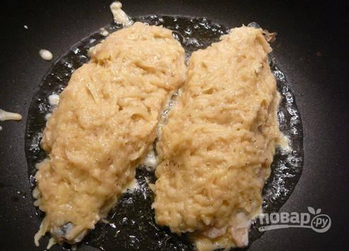 Рыбка в - шубке - пошаговый рецепт