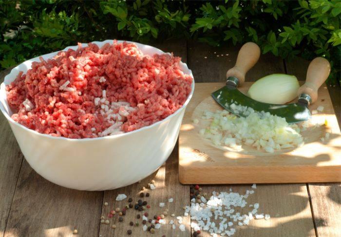 Кебаб из свинины - пошаговый рецепт