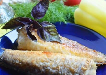 Хек на сковороде - пошаговый рецепт с фото на