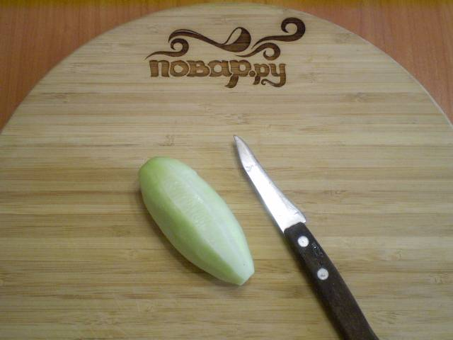 Кефир с огурцом и зеленью - пошаговый рецепт с фото на