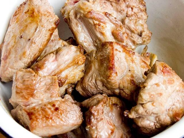 Буглама из баранины - пошаговый рецепт