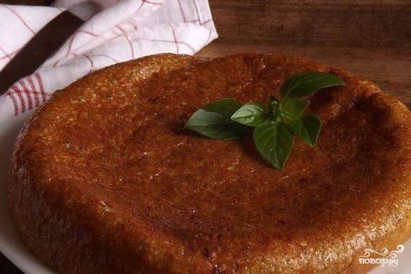 Лепешка по Дюкану - пошаговый рецепт с фото на