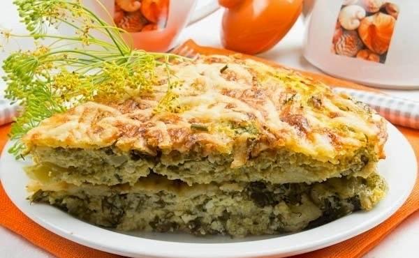 Запеканка с брокколи и сыром - пошаговый рецепт с фото на