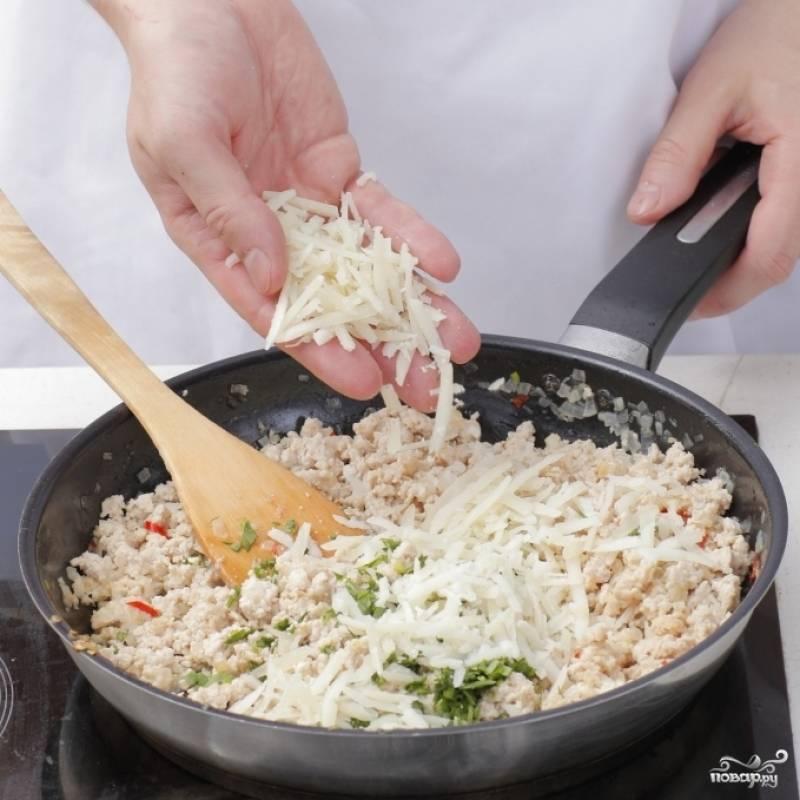 Кесадилья с курицей - пошаговый рецепт с фото на