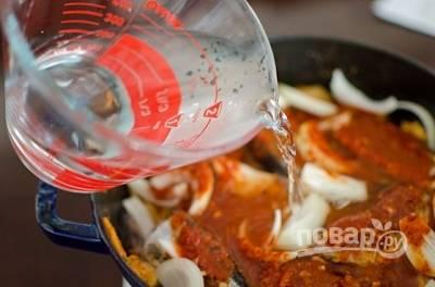 Рыбный суп из скумбрии - пошаговый рецепт