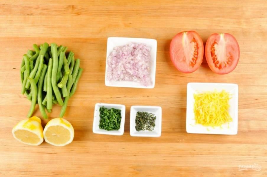 Тилапия по-флорентийски - пошаговый рецепт