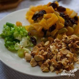 Квиноа с авокадо и сухофруктами - пошаговый рецепт с фото на