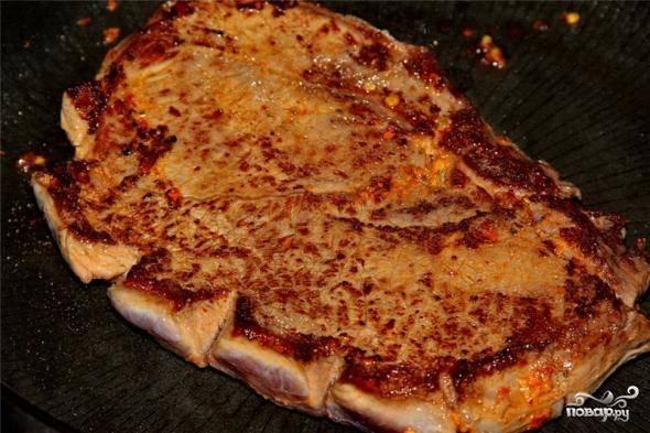 Мясо по-абхазски - пошаговый рецепт