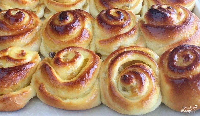 Сдобные булочки в мультиварке рецепты с фото