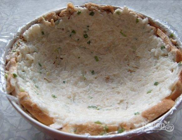 Салат на День рождения - пошаговый рецепт с фото на