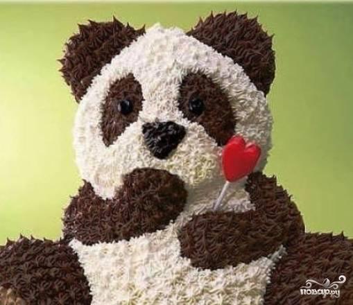 Торт - Медвежонок - пошаговый рецепт