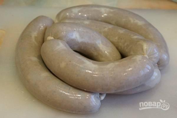 Печеночная колбаса - пошаговый рецепт с фото на