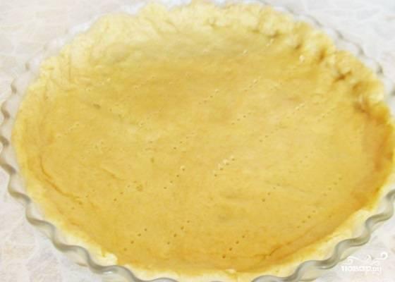 Сладкое песочное тесто - пошаговый рецепт с фото на