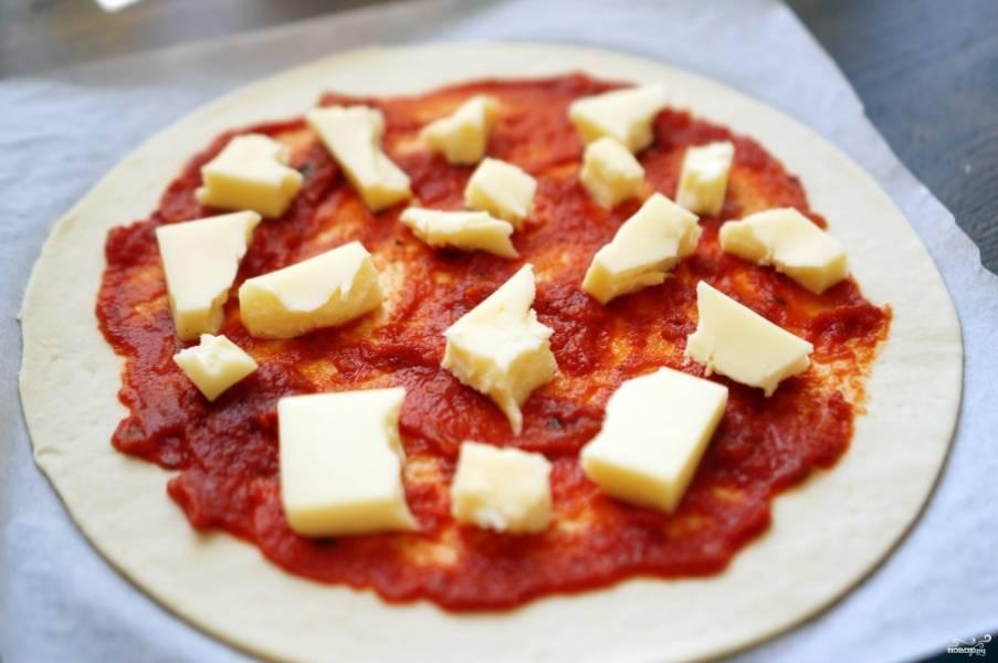 Пицца Маринара - пошаговый рецепт