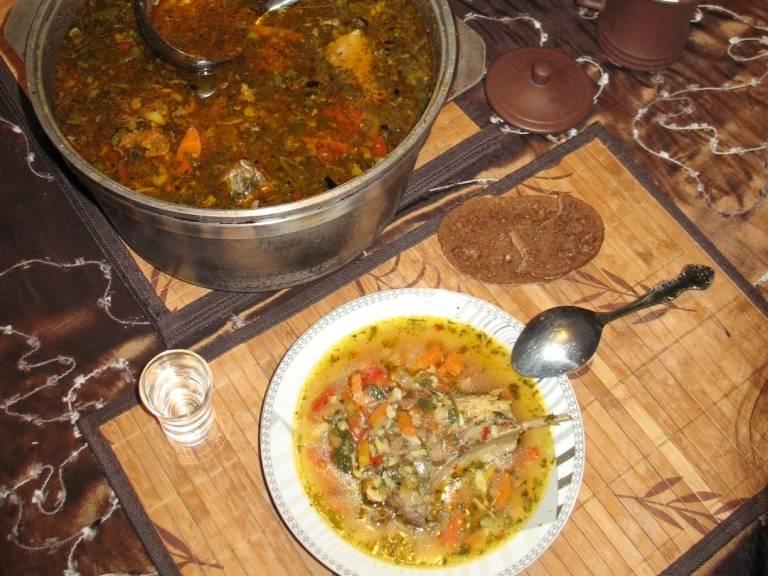 Харчо из баранины с ткемали - пошаговый рецепт
