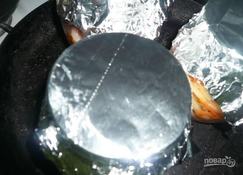 Кальмары с луком - пошаговый рецепт