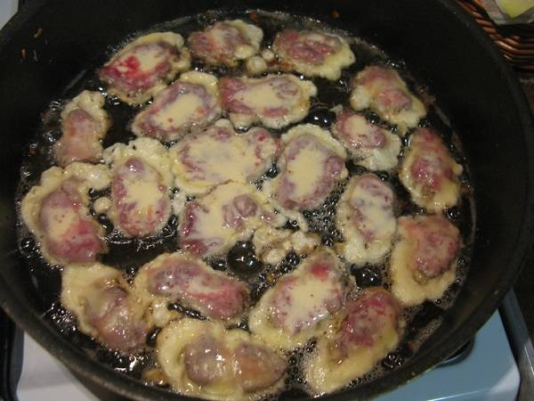 Куриные сердечки вторые блюда рецепты