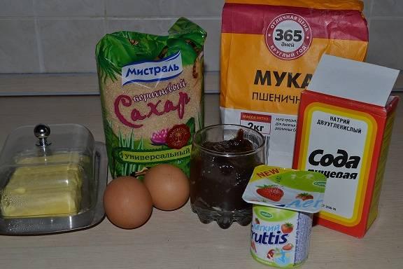 Коврижка - Сливовая лакомка - пошаговый рецепт с фото на