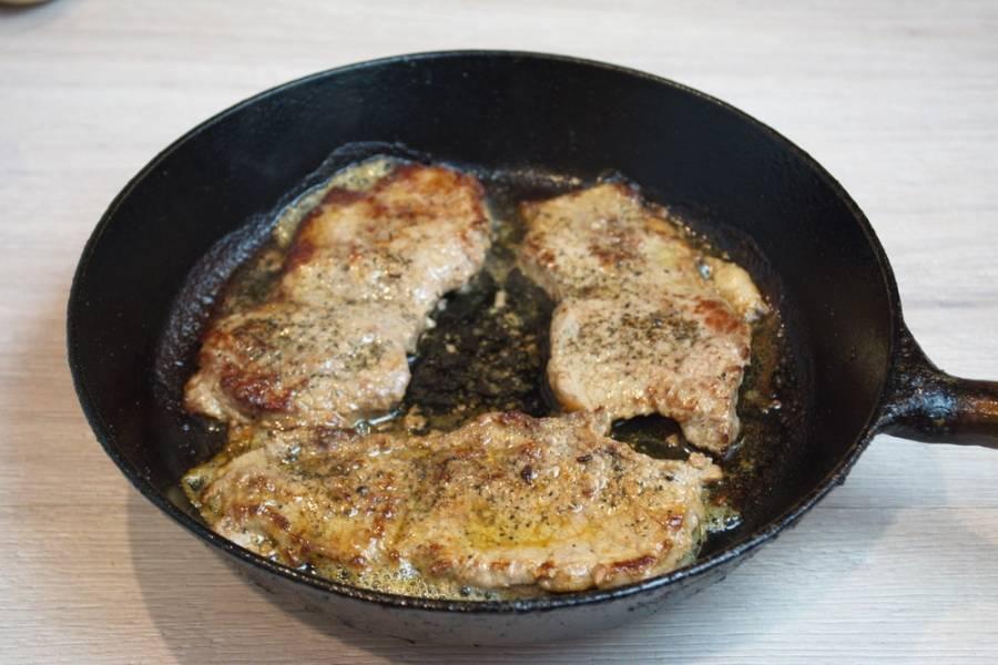 Лангет из говядины - пошаговый рецепт