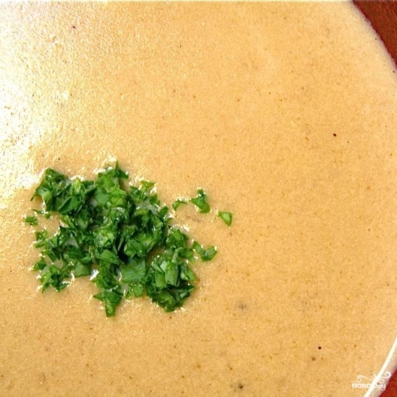 Быстрый картофельный суп-крем - пошаговый рецепт