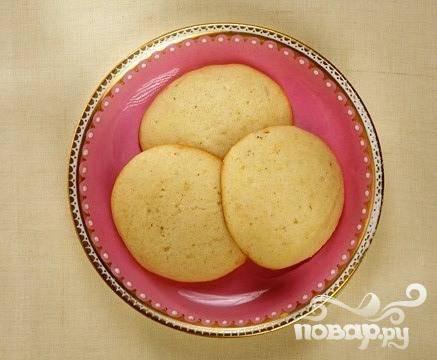 Печенье с мускатным орехом