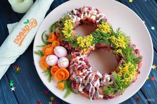 8 суперлегких закусок к 8 Марта