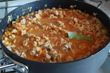 Паста с мясным соусом - пошаговый рецепт с фото на