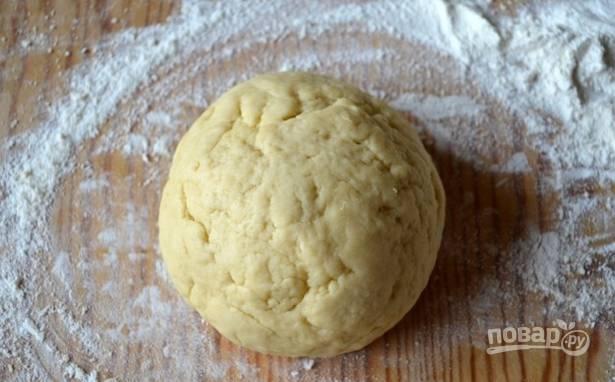 8. Оставьте тесто подходить в теплом месте минут на 45 или на часик.