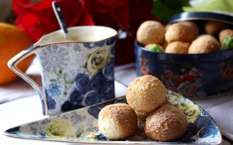 Печенье с черносливом - пошаговый рецепт