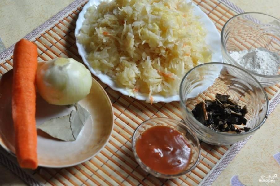 Постные щи с грибами - пошаговый рецепт с фото на