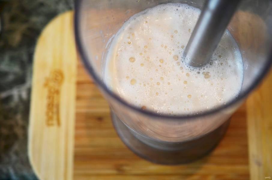 Апельсиновый коктейль - пошаговый рецепт
