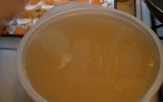 Холодец из головы сома - пошаговый рецепт с фото на
