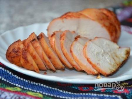 Пастрома из курицы - пошаговый рецепт с фото на