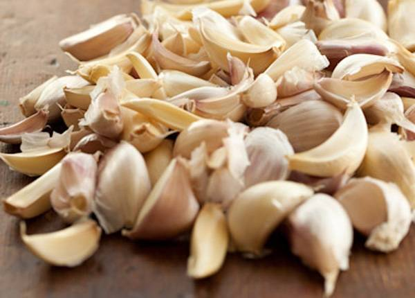 Закатка чеснока на зиму - пошаговый рецепт