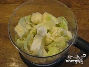 Котлеты из капусты - пошаговый рецепт