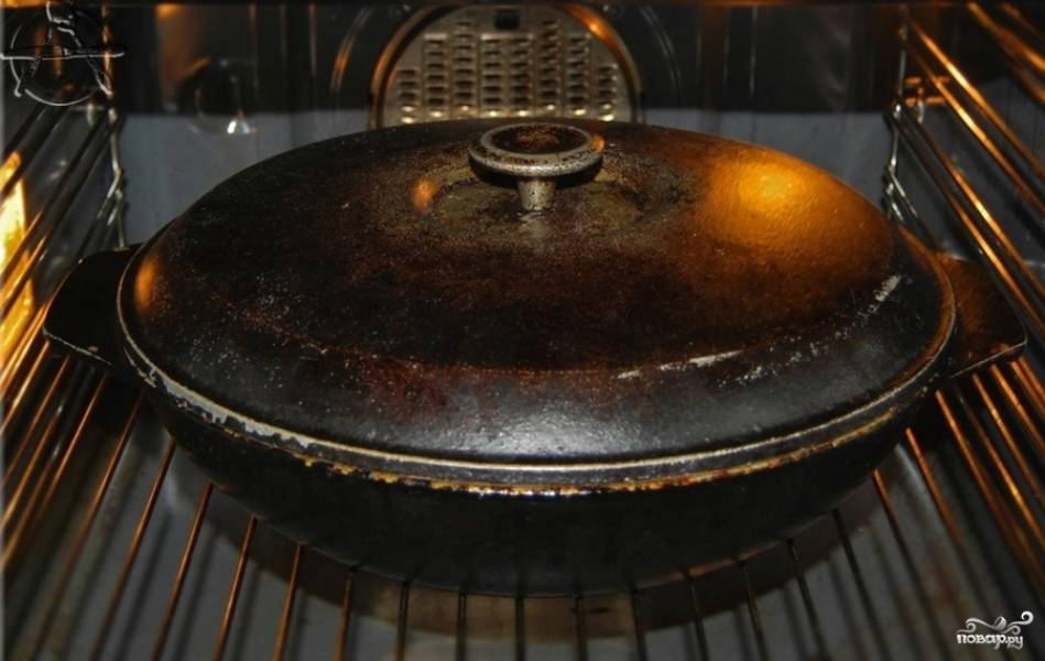 Капуста, запеченная в духовке - пошаговый рецепт